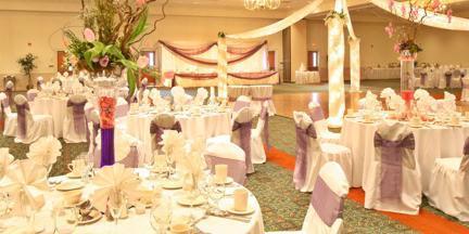 Fredericksburg Expo & Conference Center wedding Fredericksburg
