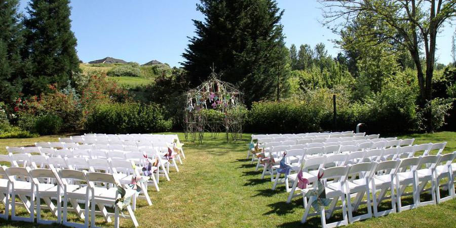 McMenamins Edgefield wedding Portland