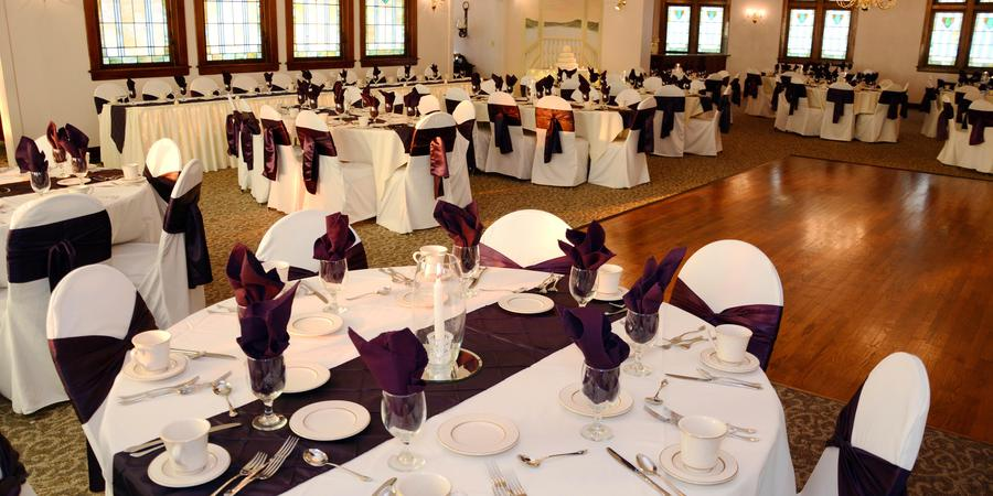 The Camelot Banquet Hall in Warrendale wedding Pittsburgh