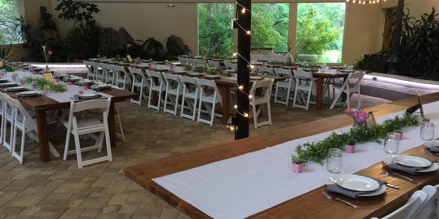 Wilbur D. May Center wedding Reno
