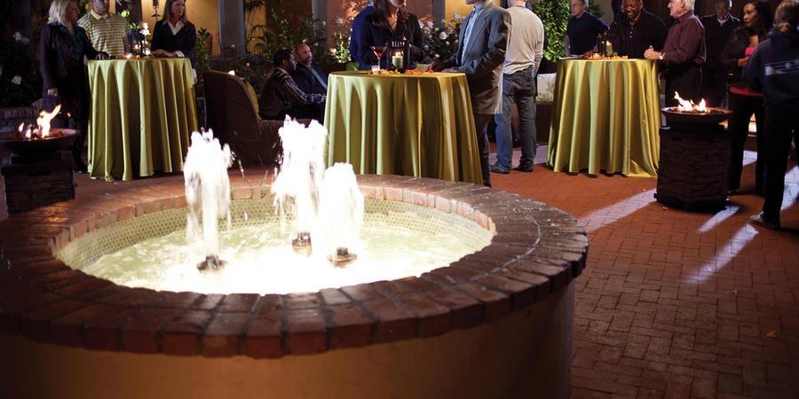 Hotel Corque wedding Santa Barbara