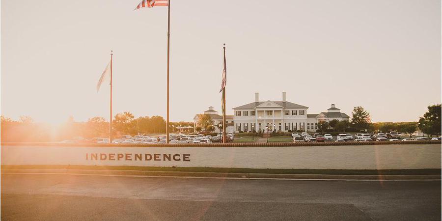 Independence Golf Club wedding Richmond
