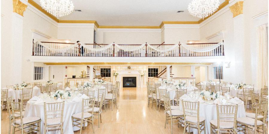 The Commons 1854 wedding North Shore
