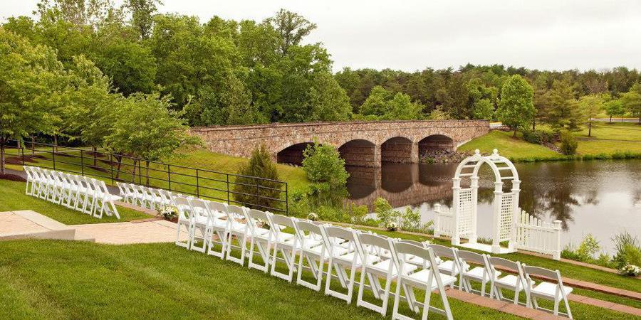 The Westin Washington Dulles Airport wedding Northern Virginia