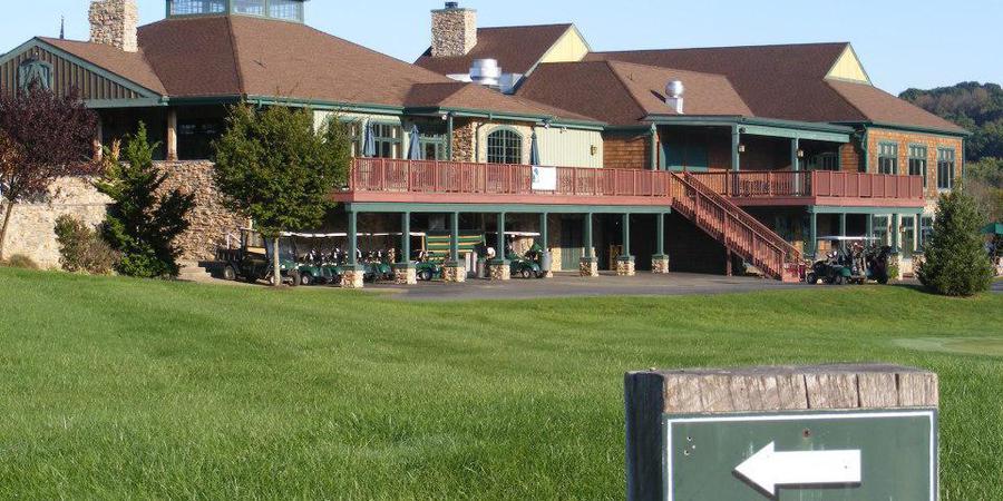 Hawk Pointe Golf Club wedding North Jersey