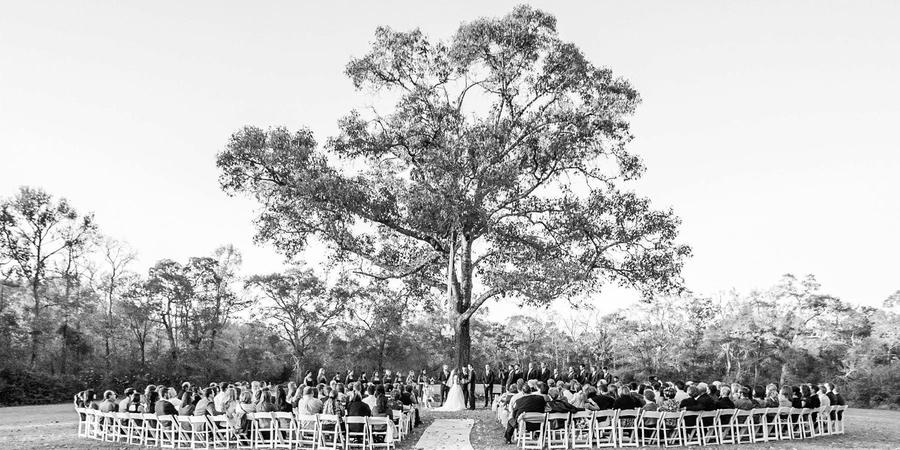 Vineyards of Waverly Manor wedding Houston