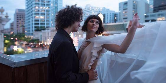 Jones Center - The Contemporary Austin wedding Austin