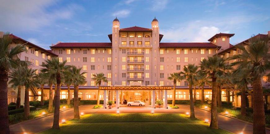 Hotel Galvez & Spa wedding Houston