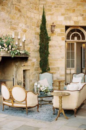 The Villa at Sunstone wedding Santa Barbara