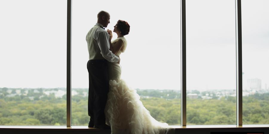 The Rosenberg Sky Room wedding San Antonio