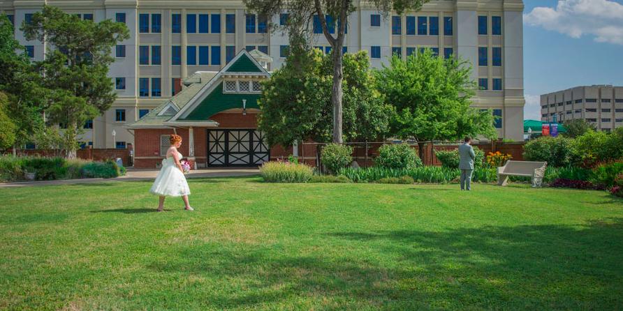 Thistle Hill wedding Dallas