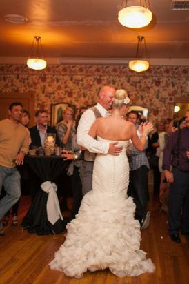 The Weatherford Hotel wedding Sedona/Flagstaff