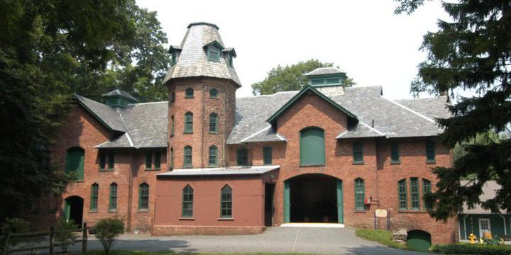 Liberty Hall Museum wedding North Jersey
