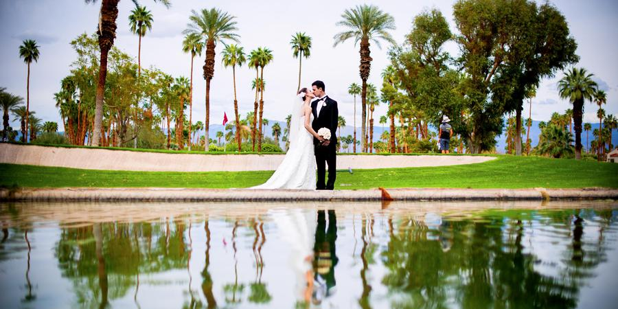 Indian Wells Country Club wedding Palm Springs