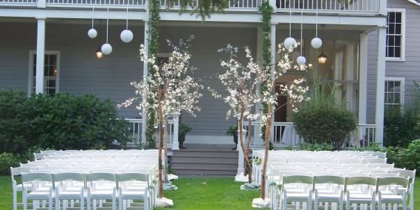 The Grant House wedding Seattle