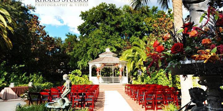 Dr. Phillips House at Lake Lucerne wedding Orlando