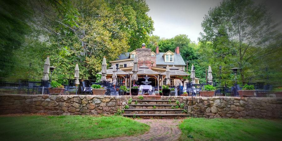 Bridgetown Mill House Restaurant & Inn wedding Philadelphia