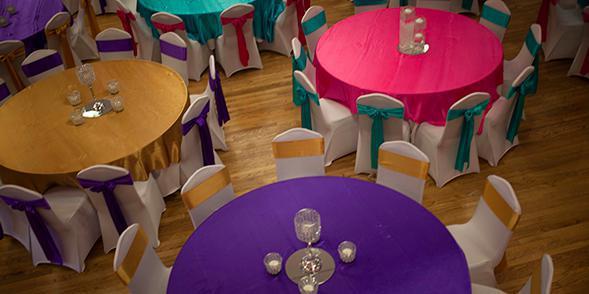 Cherry Hill Ballroom wedding Annapolis
