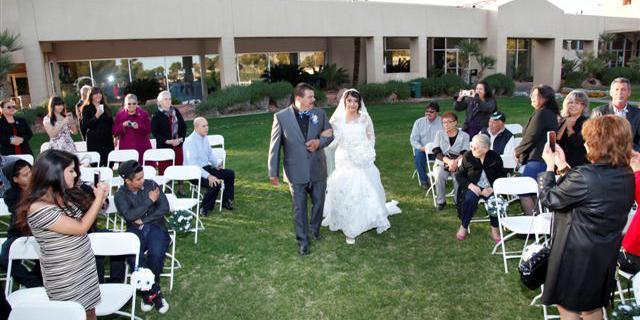 Las Vegas National Golf Club wedding Las Vegas