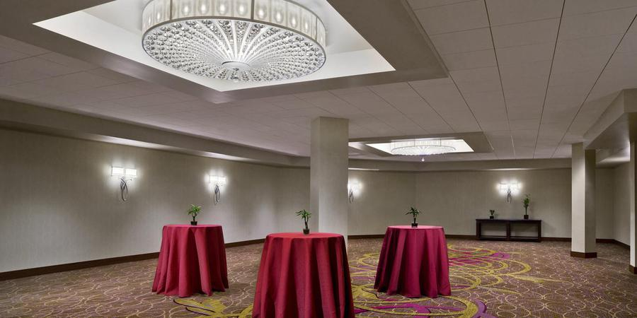 Sheraton Needham Hotel wedding Boston