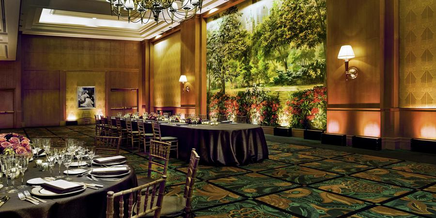 Sofitel New York wedding Manhattan