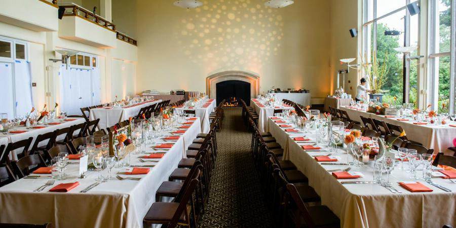 Presidio Trust Venues wedding San Francisco
