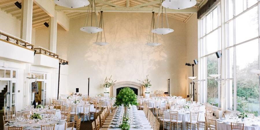 Presidio Trust Venues wedding San Francisco