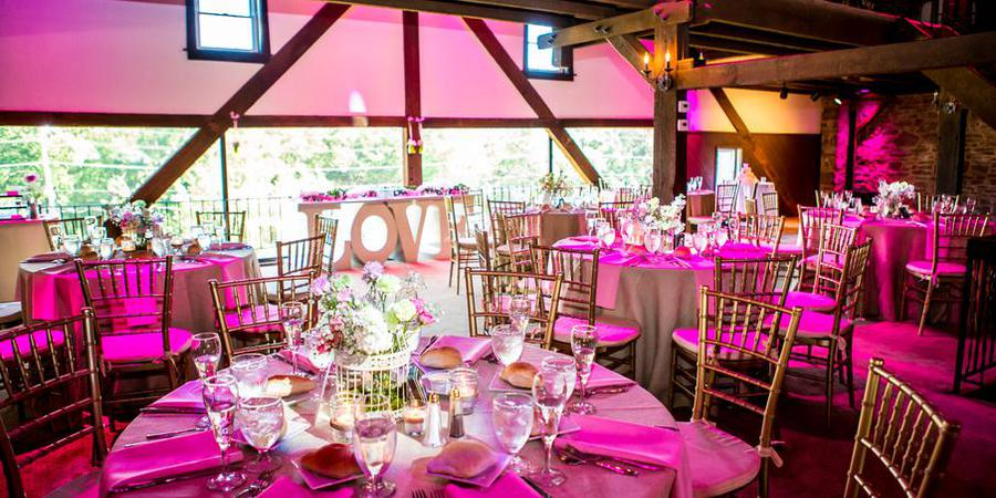 The Barn on Bridge wedding Philadelphia