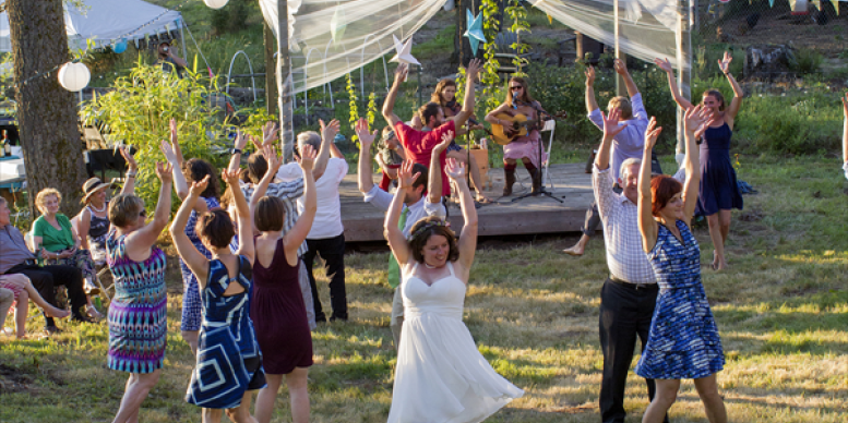 Events on the Farm wedding Yakima