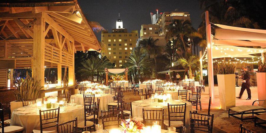 National Hotel wedding Miami