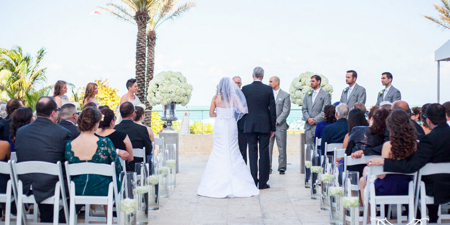 Marriott Stanton South Beach wedding Miami