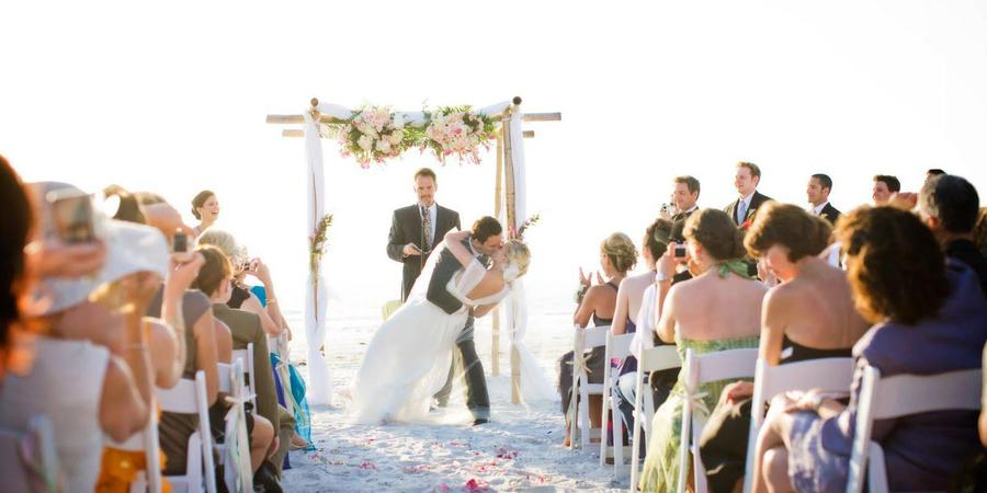 The Don CeSar wedding Tampa