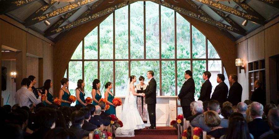 Chapel Of Our Lady wedding San Francisco