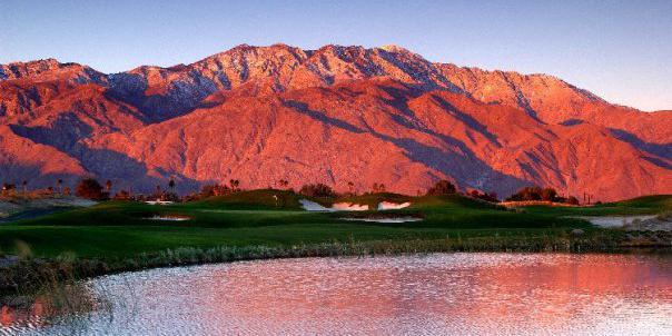 Cimarron Golf Resort wedding Palm Springs