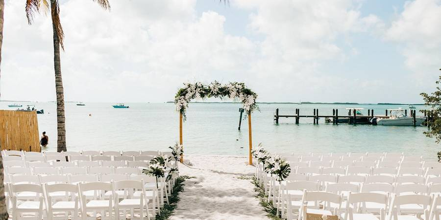 Playa Largo Resort & Spa wedding Florida Keys