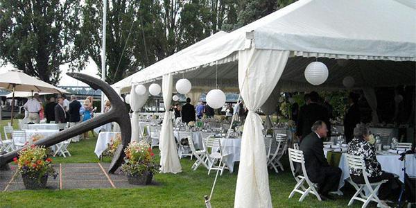 Seattle Yacht Club wedding Seattle