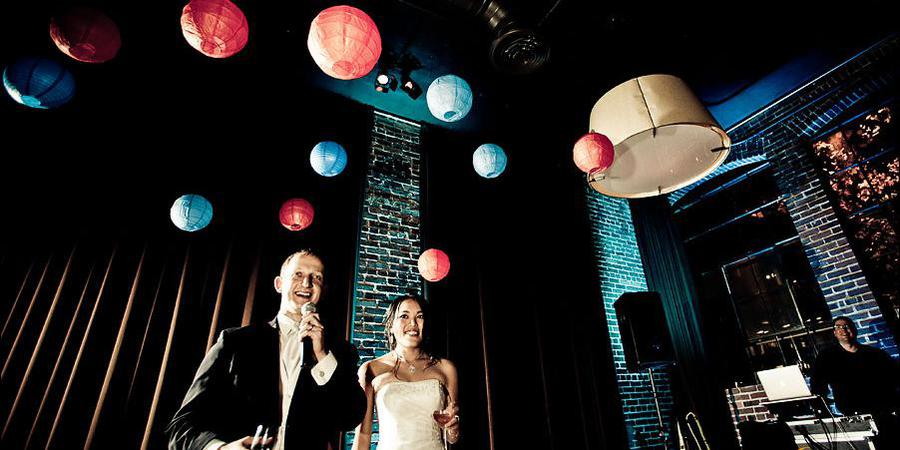 Palace Ballroom wedding Seattle
