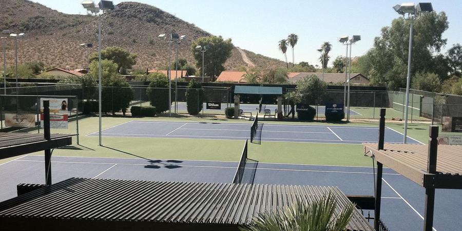 Gold Key Racquet Club wedding Phoenix/Scottsdale