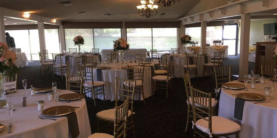 Shandin Hills Golf Club wedding Inland Empire