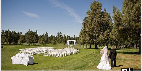 Awbrey Glen Golf Club wedding Willamette Valley