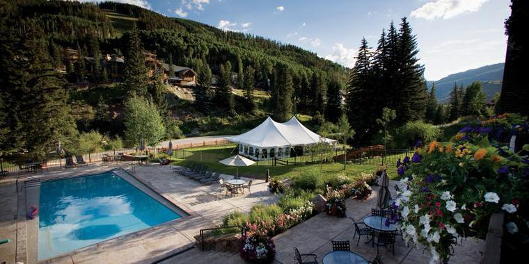 Lion Square Lodge at the Gondola wedding Aspen/Vail/High Rockies