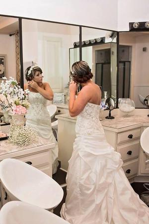 Bullock Springs Manor wedding Atlanta