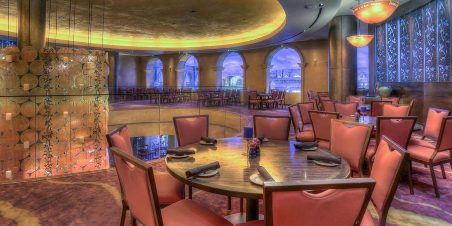 TREVI Italian Restaurant wedding Las Vegas