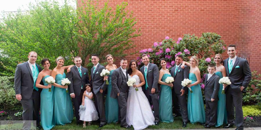 DoubleTree by Hilton Boston-Andover wedding North Shore