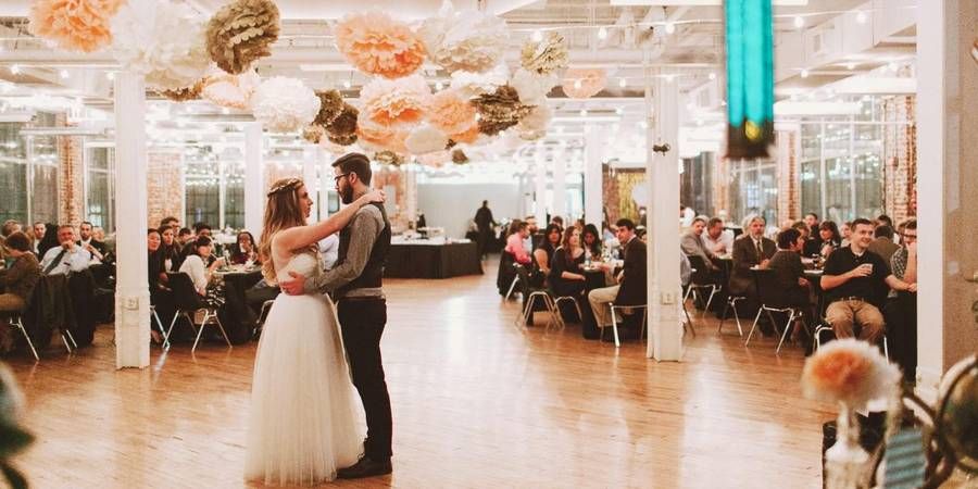 GoggleWorks Center of the Arts wedding Philadelphia