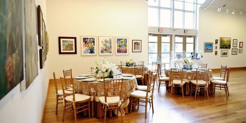 Wayne Art Center wedding Philadelphia