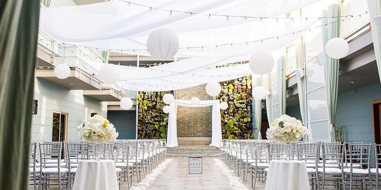 Shade Hotel wedding Los Angeles