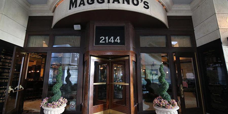 Maggiano's Little Italy, Las Vegas wedding Las Vegas