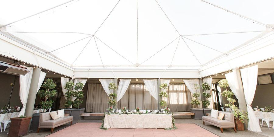 Aracely Cafe & Event Center wedding San Francisco