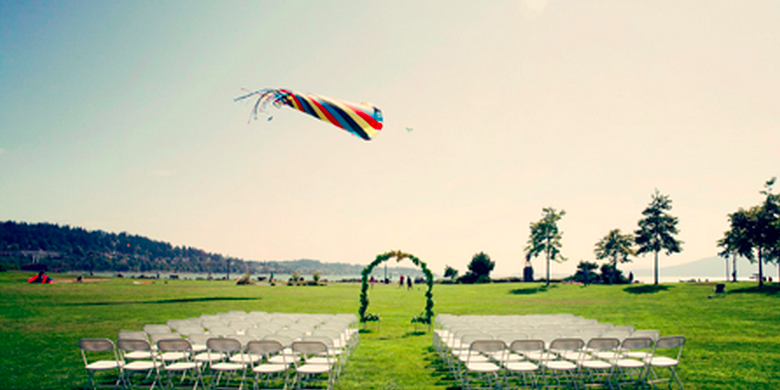 Squalicum Boathouse wedding Everett